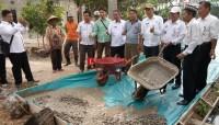 Desa Bandaragung Realisasikan Pembangunan Jalan Cor Beton