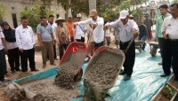 Desa Bandaragung Realisasikan Program Padat Karya 34,26 Persen Dana Desa