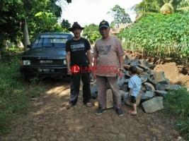 Desa Gunungtiga Berdayakan Masyarakat dalam Pembangunan Anggaran Dana Desa