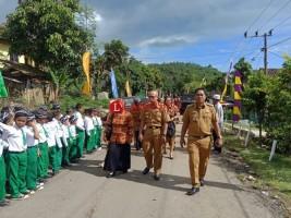 Desa Semanak Wakili Bakauheni Lomba Desa Tingkat Kabupaten