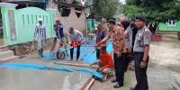 Desa Sidomulyo Genjot Pembangunan Jalan Cor Beton