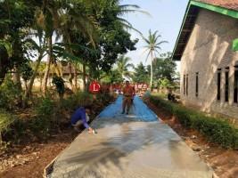 Desa Sidorejo Tingkatkan Pembangunan Jalan Penghubung Antardusun