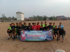 Desa Sidowaluyo Helat Kompetisi Sepakbola U-16
