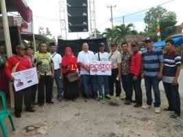 Desa Sukanegara Dapat Bantuan Dua Hand Tractor