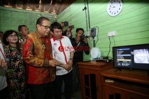 Desa Terang Dukung Program Indonesia Terang