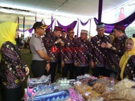 Desa Tri Rahayu Wakili Pesawaran dalam Lomba Desa Provinsi