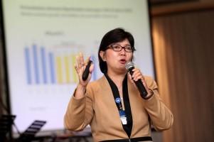 Destry Damayanti Siap UjiKelayakan Jabatan Deputi Gubernur Senior BI