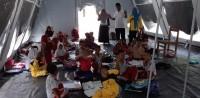 Dewan Pendidikan Lampung Bangun Sekolah di Daerah Bencana