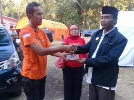 Dewan Pendidikan Provinsi Lampung Bangun Sekolah di Lombok