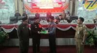 Dewan Setujui LKPJ Bupati Lampura 2017