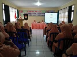 Dharma Wanita Lambar Dukung Program Kabupaten Layak Anak