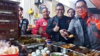 Di Depan Sekjen PDIP, Ridwan Kamil Tegaskan Komitmen Kemenangan Jokowi-Ma'ruf