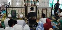 Di Kalsel, Kiai Ma'ruf Ziarah ke Makam Syekh Muhammad Arsyad Al-Banjari
