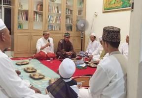 Di rumah Jajuli, Habib Hamdani Lamtim Pimpin Manaqiban