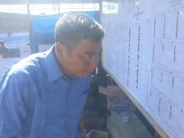 Di TPS Way Mengaku Ada Warga Bingung Pilih Caleg