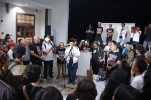Dianggap Punya Visi Kebudayaan Jelas, Seniman Ngahiji Dukung Jokowi