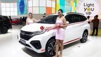Dibanderol Rp240-an Juta, All New Terios Custom Diluncurkan  di GIIAS 2018