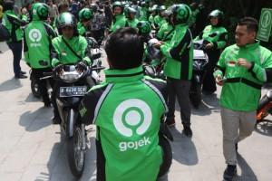 Sikap Gojek Lampung Usai Diserbu Mitra