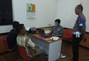 Diduga Aniaya Murid, Oknum Guru SMPN 1 Negerikaton Dilaporkan ke Polres
