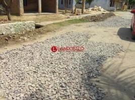 Diduga Asal-asalan, Warga Persoalkan Peningkatan Jalan Nusa Indah Raya