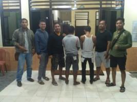 Diduga Edarkan Sabu, Dua Pemuda Dibekuk Polisi
