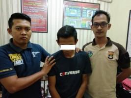 Diduga Edarkan Sabu, Pemuda Rawajitu Ditangkap