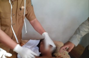 Diduga Frustrasi Karena Sakit, IRT Gantung Diri