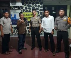 Diduga Hendak Bakar Gedung, Pemuda Kurang Waras Diamankan