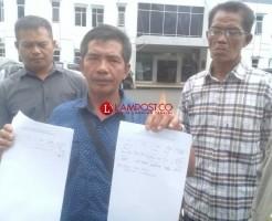 Diduga Korupsi ADD, Warga Laporkan Kakam Gunungtapa Induk ke Kejati