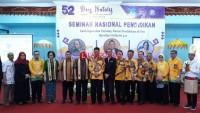 Dies Natalis Ke-52, FKIP Unila Gelar Seminar Nasional