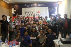 Digelar di Lampung, Startup Coop Camp Jaring Kaum Milenial Lahirkan <i>Startup</i> Baru