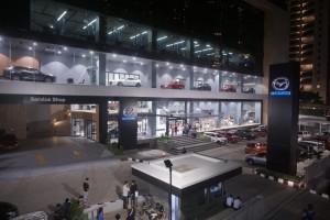 Diler Terbaru Mazda di Simprug