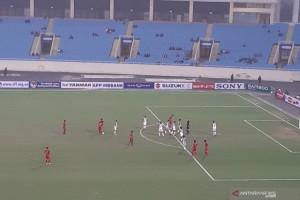 Dimas Drajad Bawa Garuda Muda Cetak Kemenangan 2-1 atas Brunei