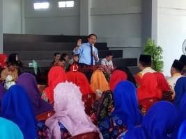 Dinas Pendidikan Lamsel Silaturahmi dengan Guru PAUD, TK, SD dan SMP