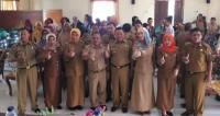 Dinas Perpustakan Lampung Roadshow ke Mesuji
