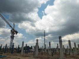 Dinas PUPR Tubaba - PT Brantas Abipraya Dituding Main Mata