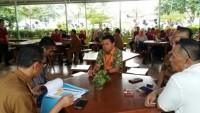 Dinas Sosial Metro Gelar SilaturahmiBersama Pendamping PKH