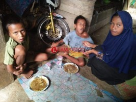 Dinas Sosial Pesisir Barat akan Salurkan Bantuan Buat 3 Bocah Telantar