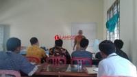 Dinka UMKMP Gelar Pelatihan Manajemen Koperasi