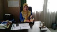 Dinka UMKMP Lampura Daftarkan HasilHadicraft Tapis Ke Inacraft Award