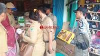 Dinkes Mesuji Sidak Pasar Simpang Pematang