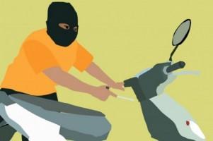 Diparkir di Halaman Indekos, Motor Jurnalis Hilang Digondol Maling
