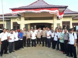 Dirbinmas Polda Lampung Ajak Masyarakat Bengkunat Jaga Kamtibmas