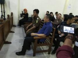 Direktur PT Prabu Santai Jalani Sidang Tuntutan