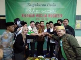 Direktur Relawan Jokowi-Amin Resmikan Posko Koalisi Nasional Relawan Muslim Indonesia