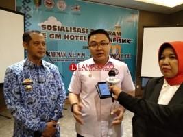 Disdikbud Ajak Dunia Usaha Bangun Pendidikan SMK di Lampung