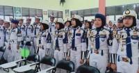 Disdikbud Bandar Lampung Kukuhkan Taruna Patroli Keamanan Sekolah