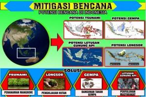 Disdikbud Lampung Dukung Mitigasi Bencana Masuk di Materi Pendidikan