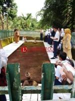 DisdikbudLampura Ajak Siswa Kunjungi Warisan Cagar Budaya