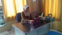 Disdikbud Lampura Inventaris Peserta UN SMP